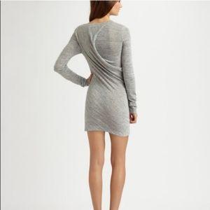 T by Alexander Wang Knit Minidress